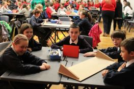 P7s at Technology and Tinsel