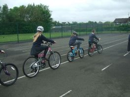 P7 Cycling Proficiency