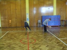 Basketball with P6/7