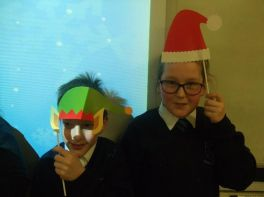 Christmas Fun in P6/7