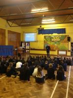 Sea Cadets Assembly - Thursday 2nd February 2017