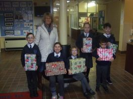 Shoebox Appeal 2017