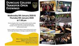 Secondary School Open Days